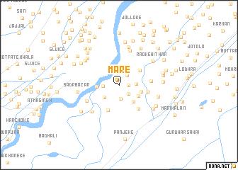 map of Māre