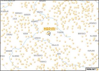 map of Marini