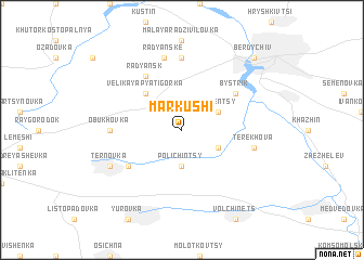 map of Markushi