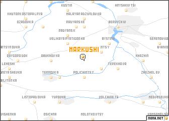 map of Markushi