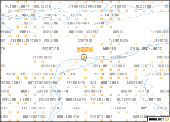 map of Mark
