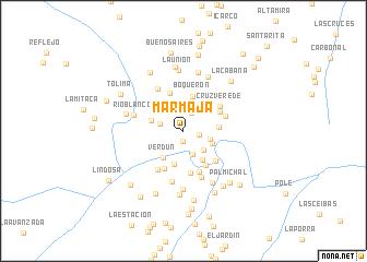map of Marmaja