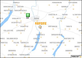 map of Marore