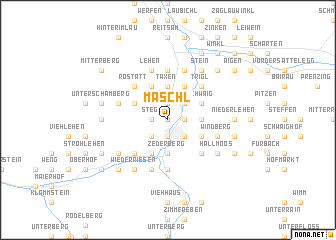 map of Maschl