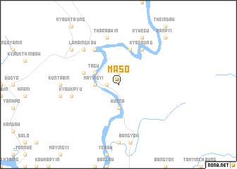 map of Maso