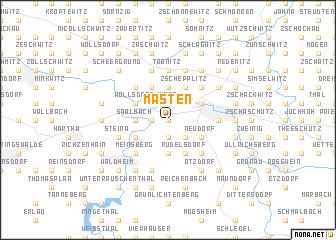 map of Masten