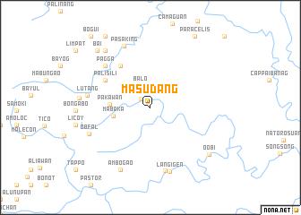 map of Masudang
