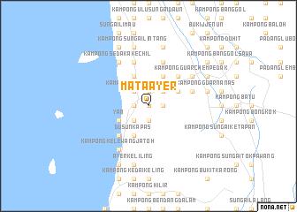 map of Mata Ayer