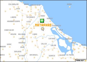 map of Mataphao