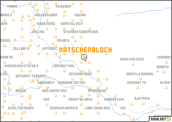 map of Matschenbloch