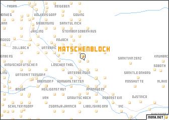 map of Matschenbloch