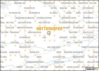map of Mattenkofen