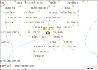 map of Mauta
