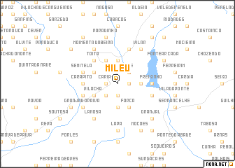 map of Mileu