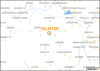 map of Milpitas
