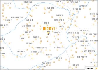 map of Mirayi