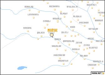 map of Mirik