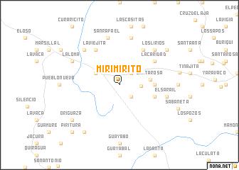 map of Mirimirito