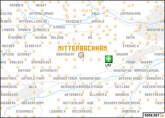 map of Mitterbachham
