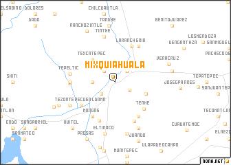 Mixquiahuala hidalgo