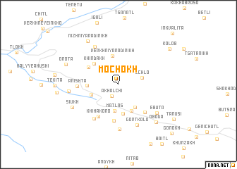 map of Mochokh