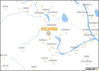 map of Mocombo