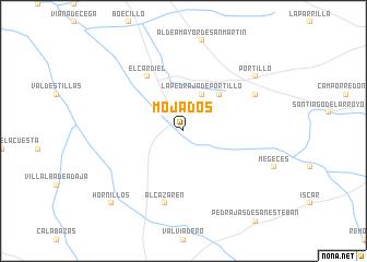 map of Mojados