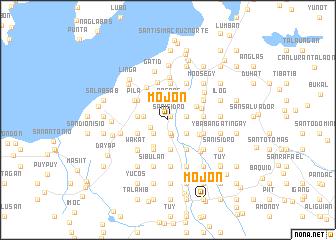 map of Mojon