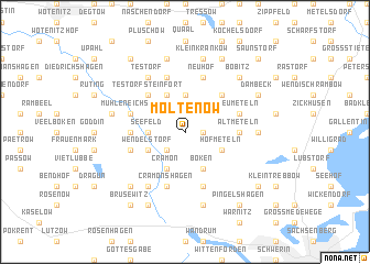 map of Moltenow