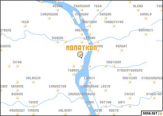 map of Monatkon