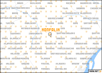 map of Monfalim