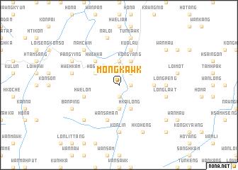 map of Möngkawk