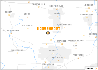 map of Mooseheart