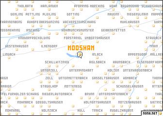 map of Moosham