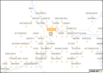 map of Moos