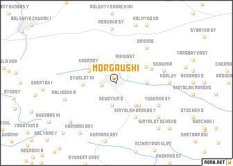 map of Morgaushi