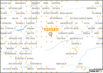 map of Morgen