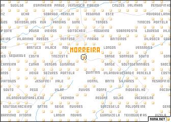 map of Morreira