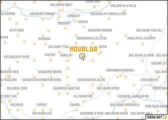 map of Moualda