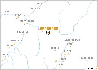map of Mpárrane