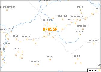 map of Mpassa