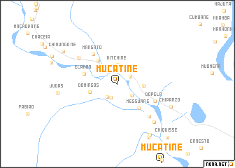 map of Mucatine