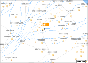 map of Mucuq