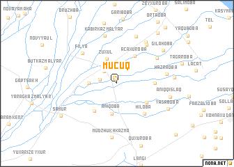 map of Mucuq