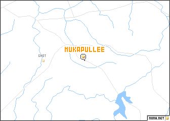 map of Mukapullee