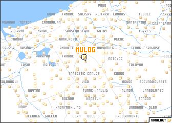 map of Mulog