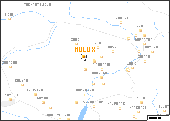 map of Mulux