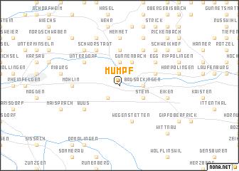 map of Mumpf