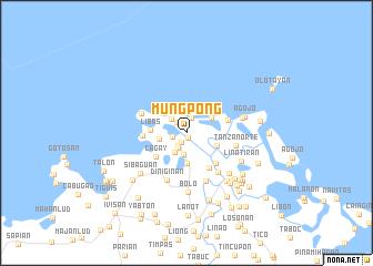 map of Mungpong