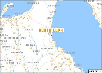 Muntinlupa Philippines map nonanet